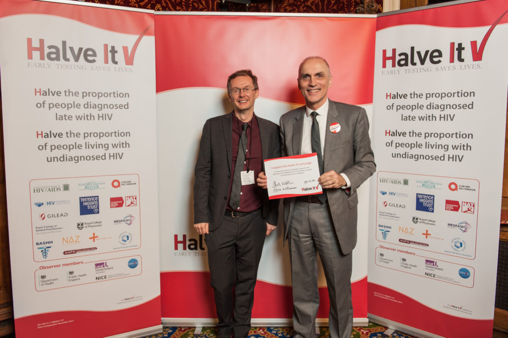 Politicians of all parties pledge to tackle HIV under the next government