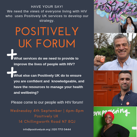 Strategy Consultation for people with HIV