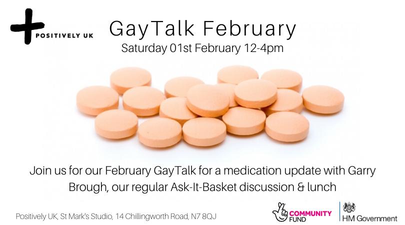 GayTalk February