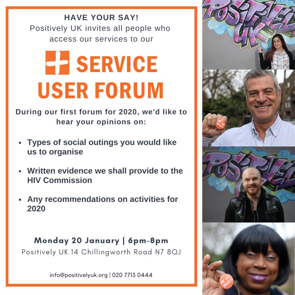 Service User Forum