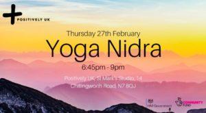 Yoga Nidra Positively UK