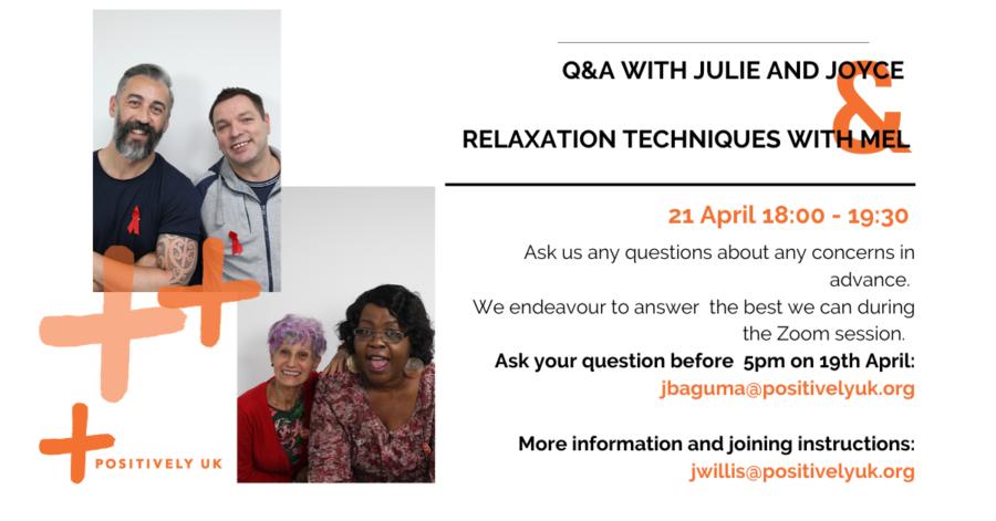 Q&A and Mindfulness
