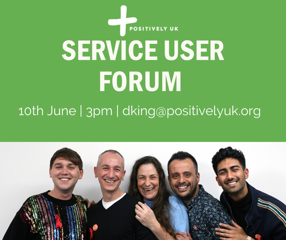 Service User Forum: Shaping Our Support